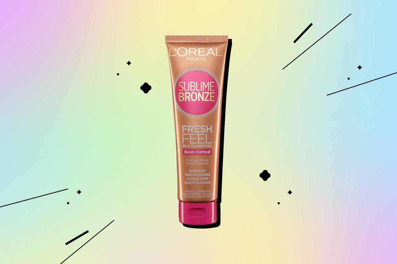 Гель-автозагар для лица и тела Sublime Bronze Face and Body Gel от L'Oréal Paris