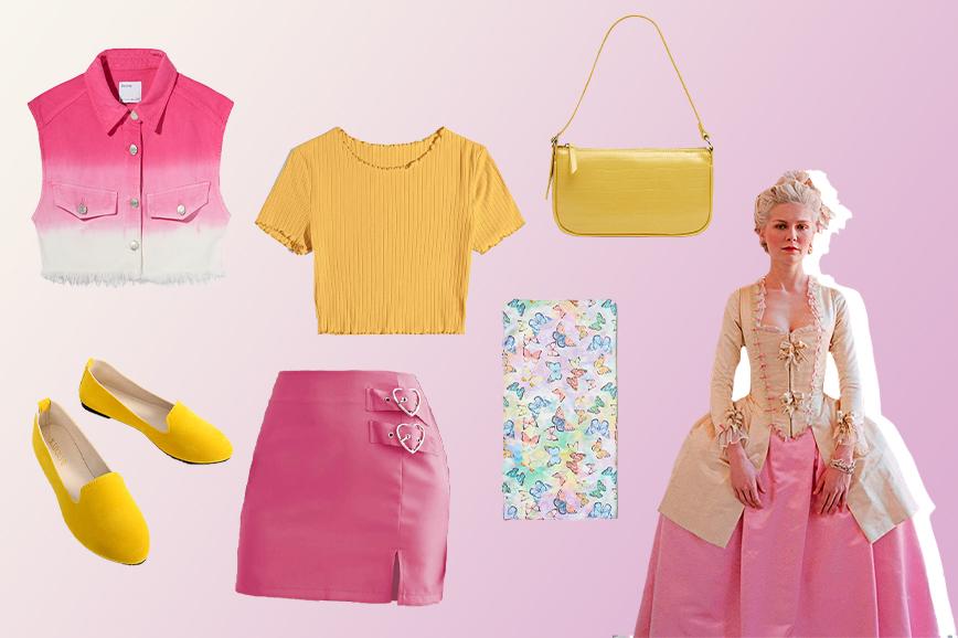Цветовые сочетания с розовым