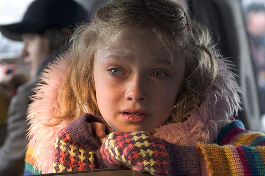 Киногероини: Рэйчел из фильма «Война миров»