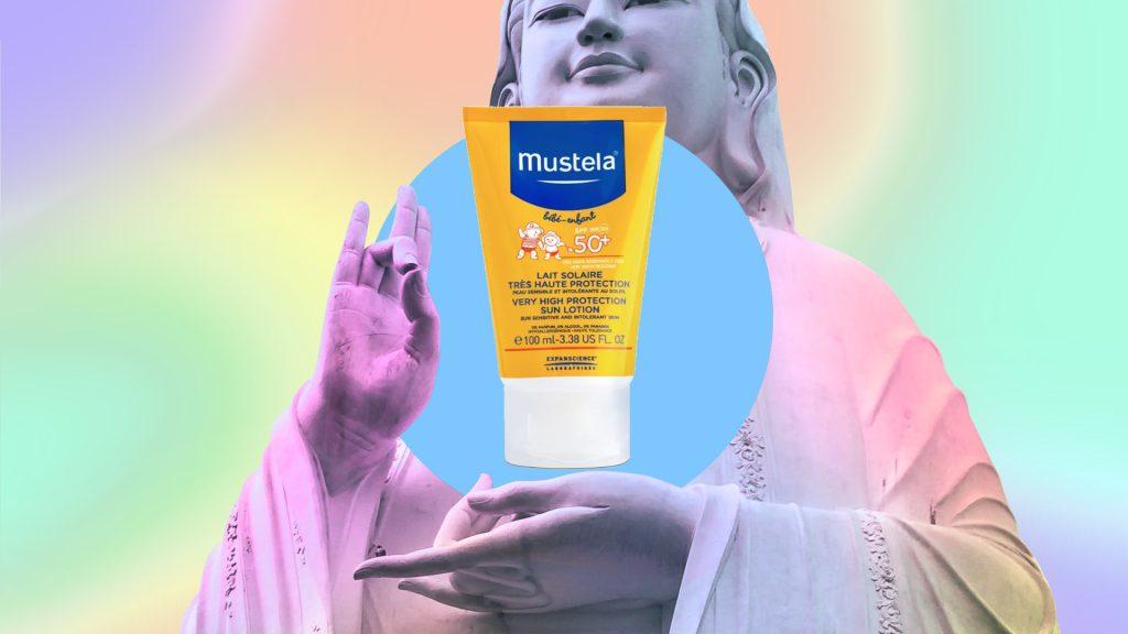 7 солнцезащитных кремов, которые не выбеливают лицо