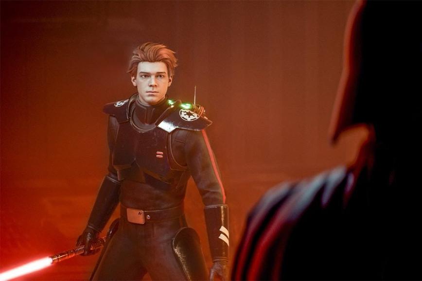 игры star wars: Fallen Order