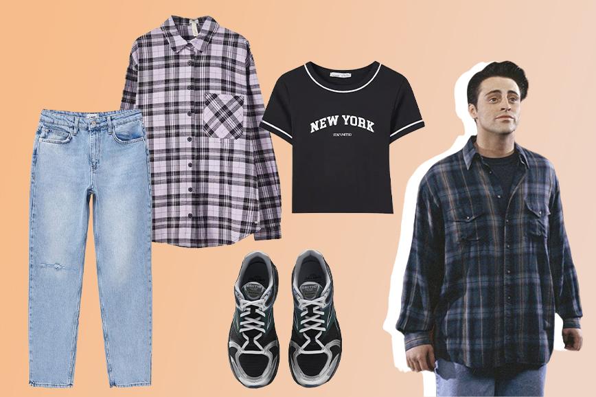 стиль 90-х для мужчин