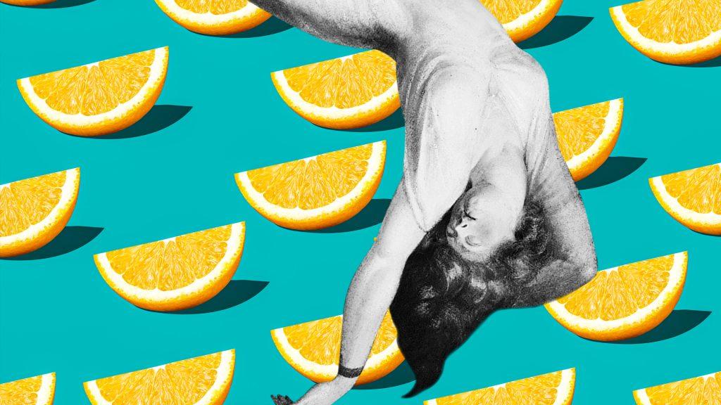 Косметика с витамином C