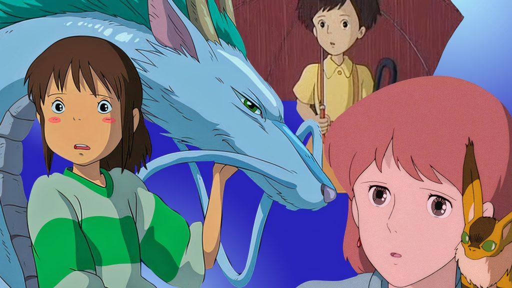 Мультфильмы: Хаяо Миядзаки