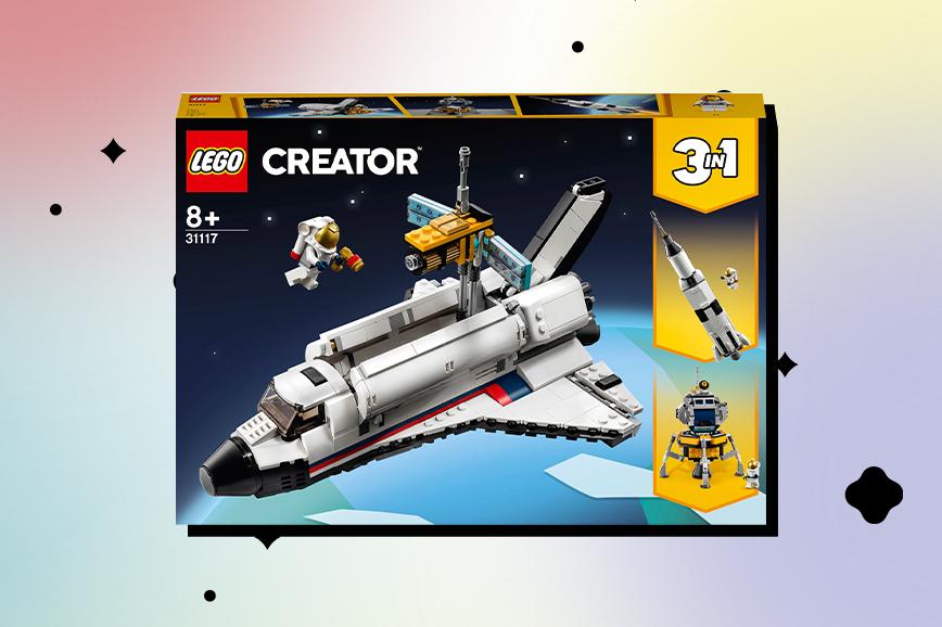 интересные наборы Lego