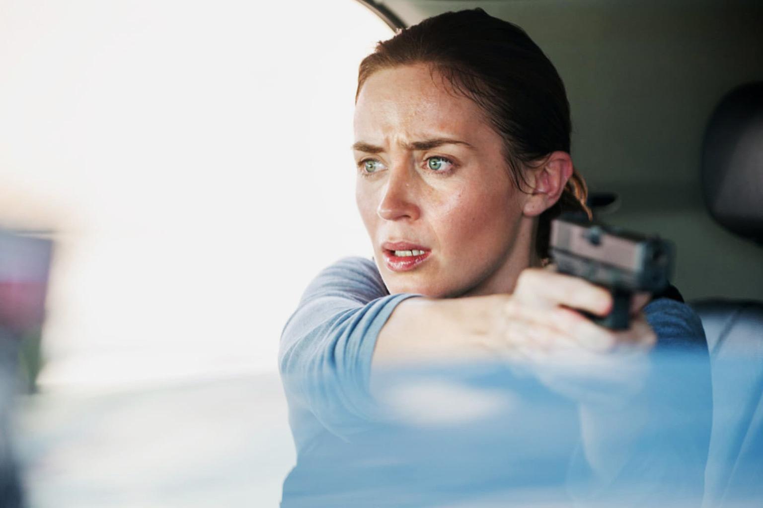 Фильмы Эмили Блант: Убийца