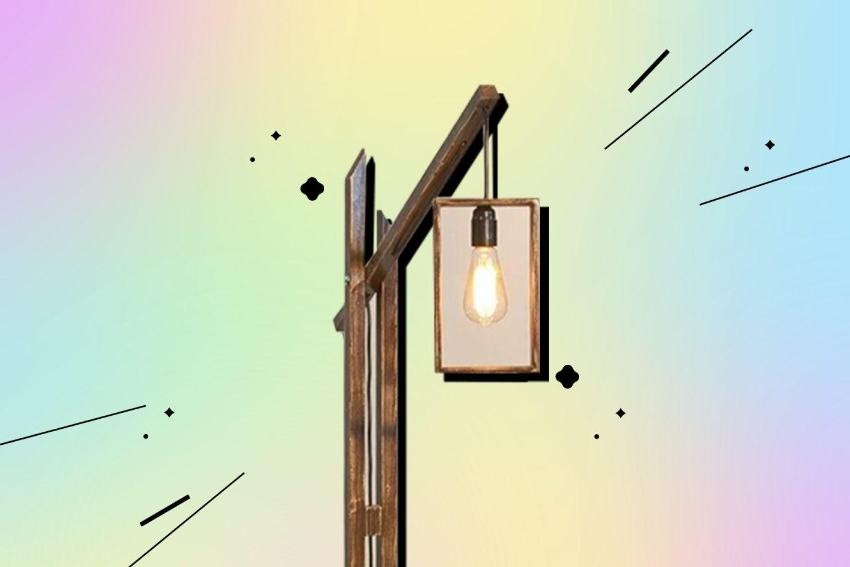 товары для дачи: фонарь