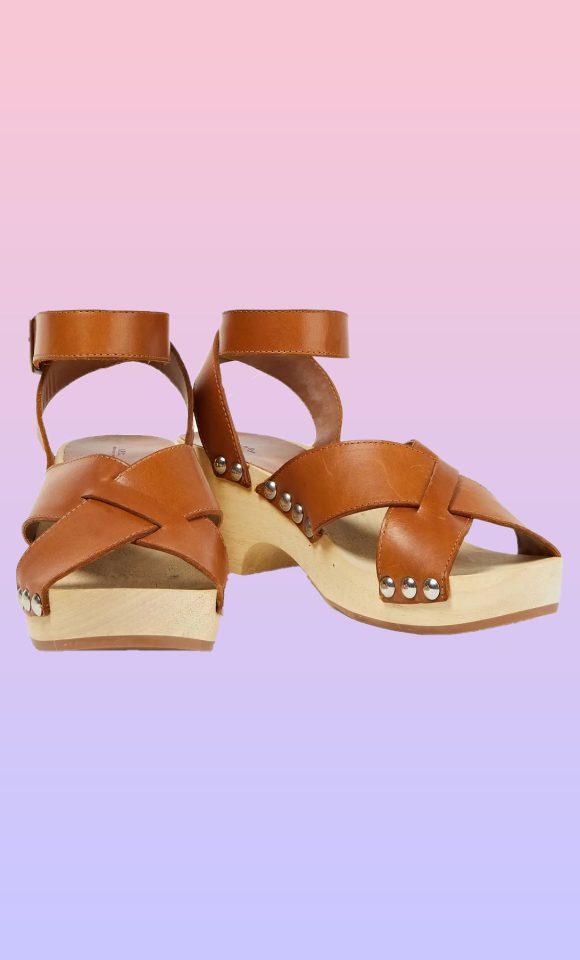 обувь на толстом каблуке
