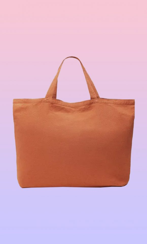 хлопковая сумка-шоппер