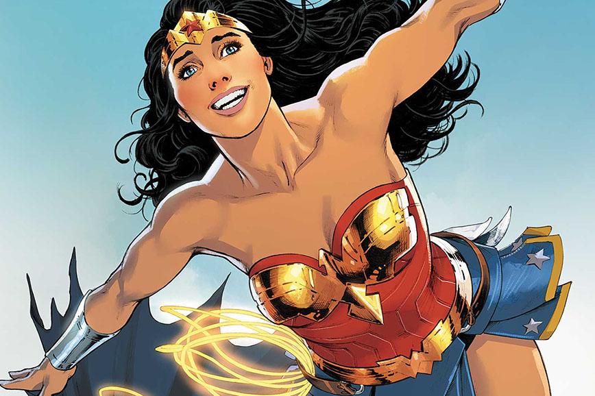 Супергероини: Чудо-Женщина