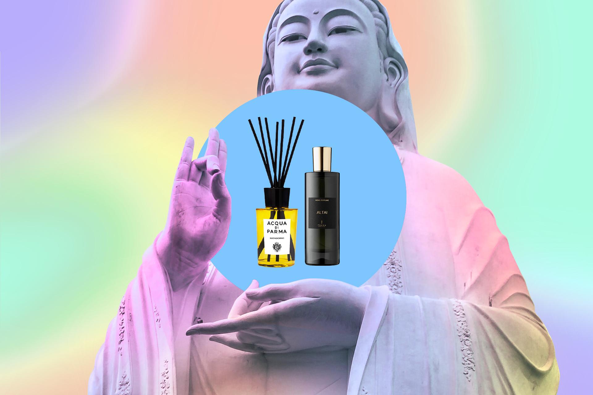ароматы для дома