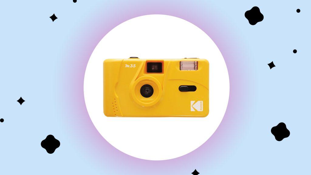 плёночная фотокамера