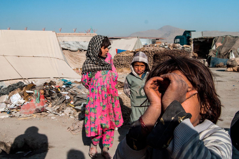 Сколько бача-пош в Афганистане