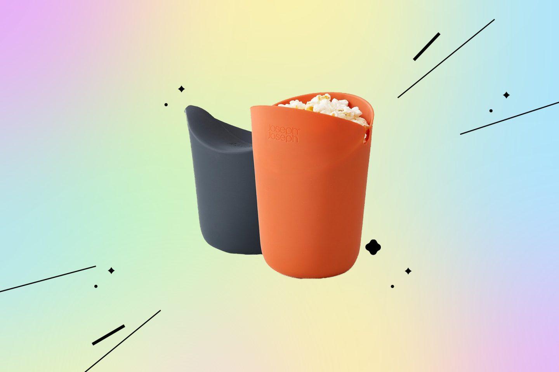 многоразовый стакан для попкорна