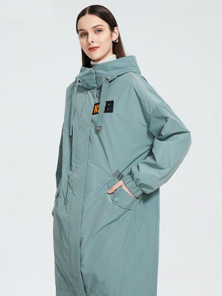 непродуваемая куртка