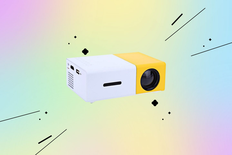 кинотеатр дома: портативный проектор