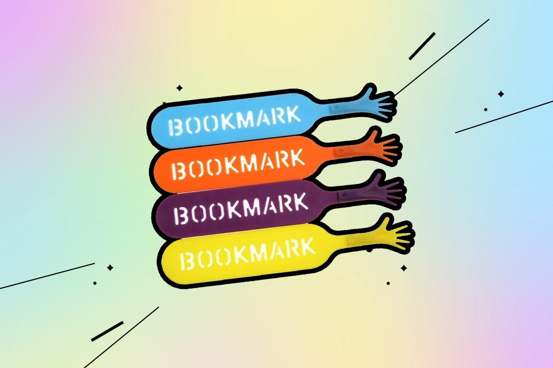 канцтовары для школы: закладки для книг