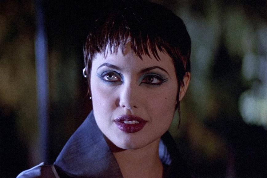 макияж 90-х: фильм хаккеры