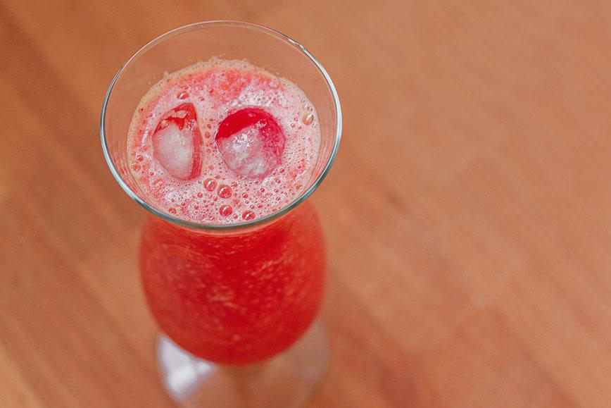 Рецепты из арбуза: арбузный лимонад
