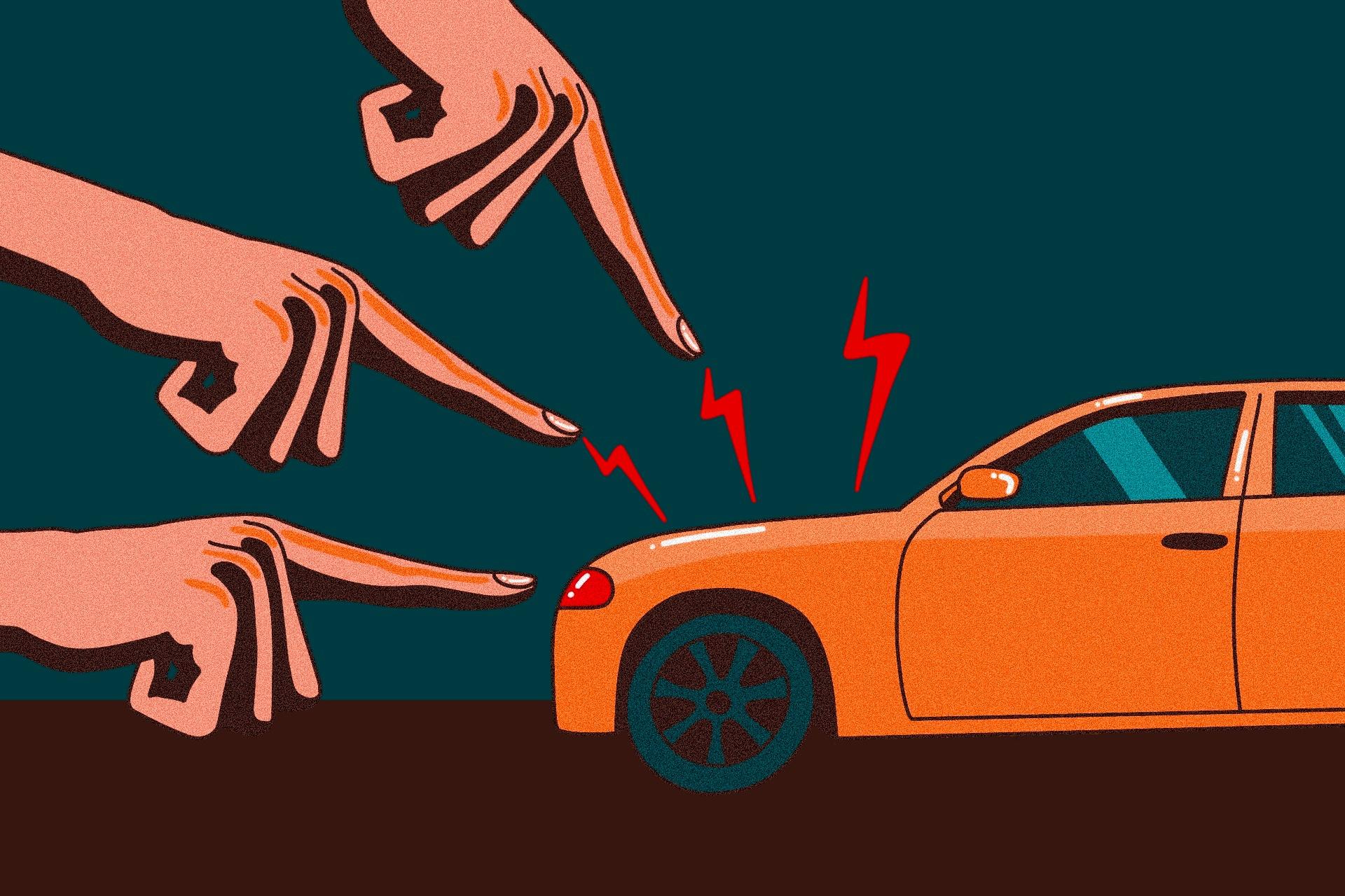 Сексизм на дорогах