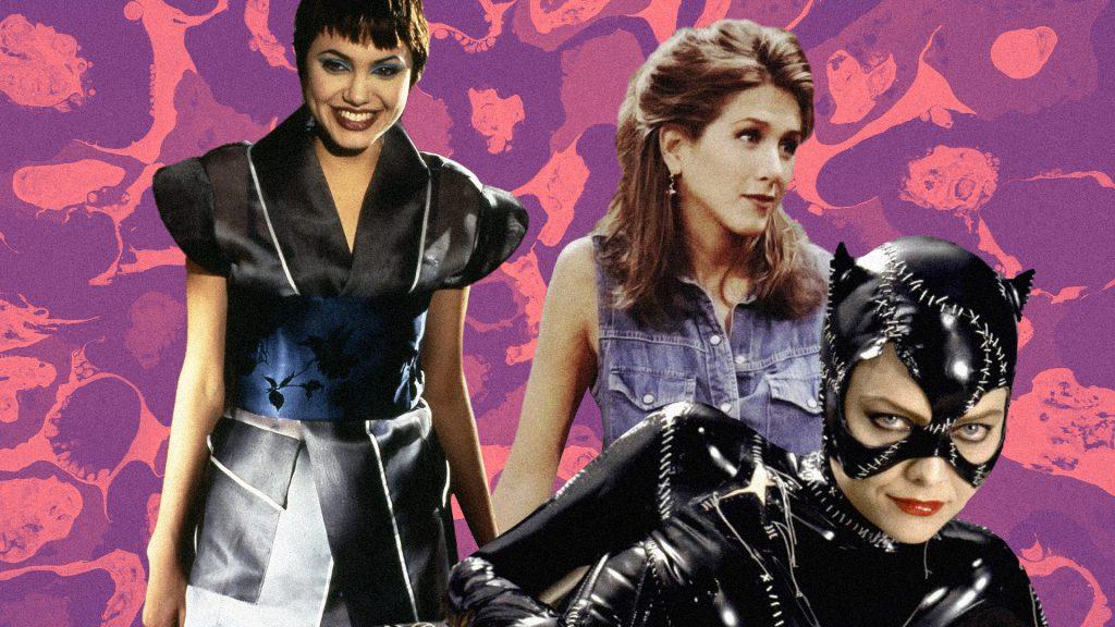 макияж 90-х