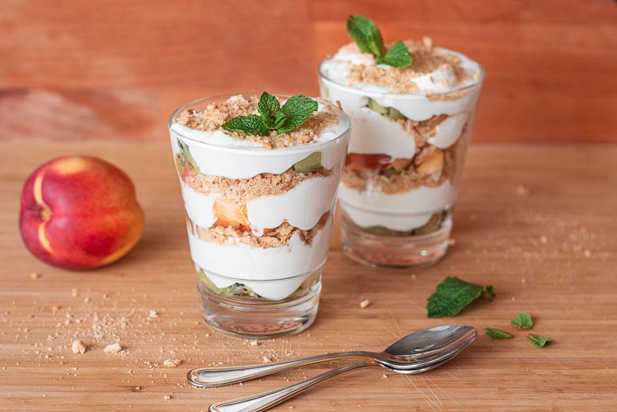 Десерты без выпечки: трайфл
