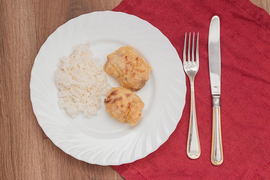 блюда из творога: куриные рулетики