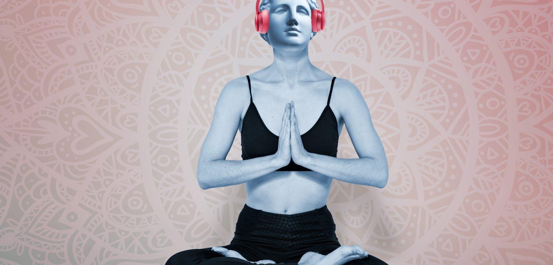 приложения для медитации