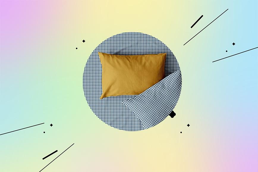 двусторонний комплект для кровати