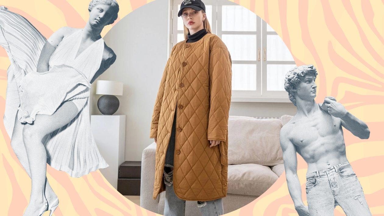 что носить осенью 2021