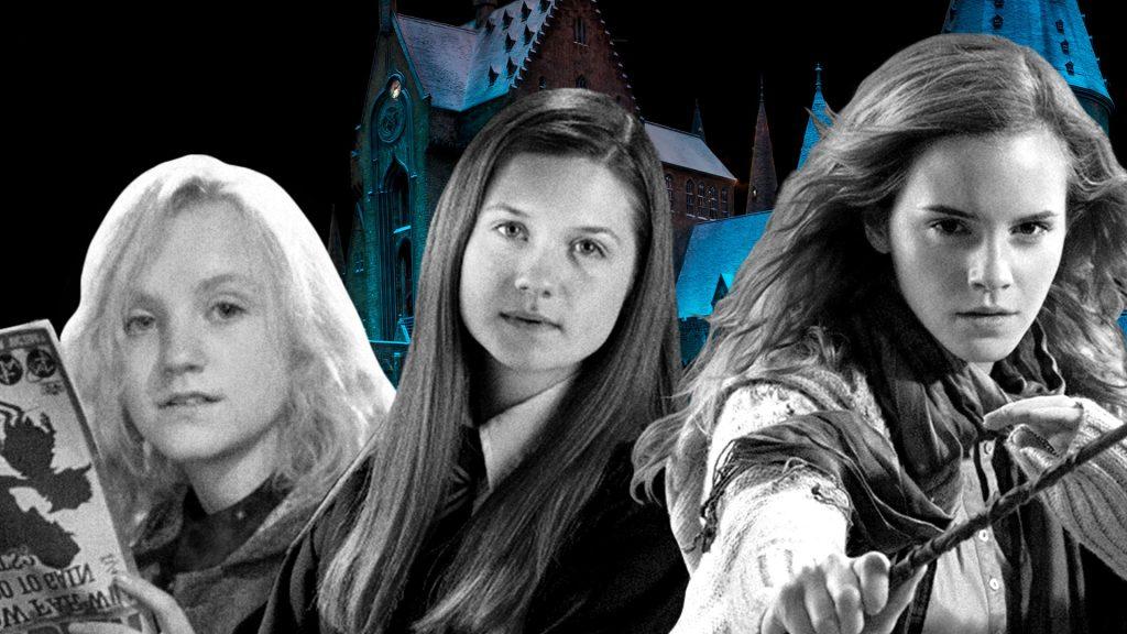 кто ты из Гарри Поттера